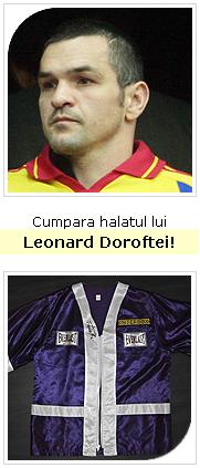 Halatul lui Leonard Doroftei