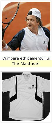 Echipamentul lui llie Nastase